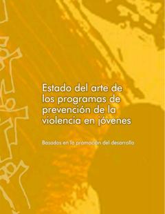 Estado del arte prevencion promocion del desarrollo