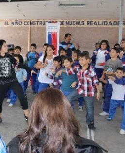 Escuelas abiertas y prevención de la violencia en América Latina