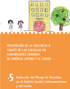 Reduccion de riesgos de desastres en el ámbito escolar